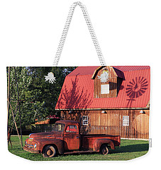 Weekender Tote Bag featuring the photograph Bolivar International by Christopher McKenzie