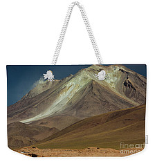 Bolivian Highland Weekender Tote Bag
