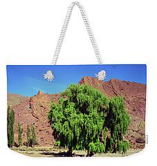 Bolivian Landscape  Weekender Tote Bag
