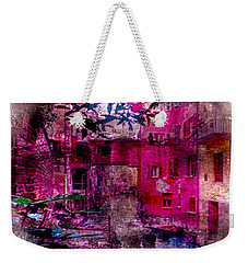 Bologna, Italy Weekender Tote Bag
