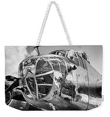 Bomber's Eye View Weekender Tote Bag