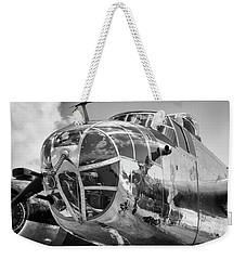 Bomber's Eye View Weekender Tote Bag