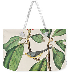 Bonaparte's Flycatcher Weekender Tote Bag by John James Audubon