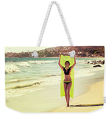Bond Girl Laguna Beach Weekender Tote Bag