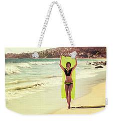 Bond Girl Laguna Beach Weekender Tote Bag