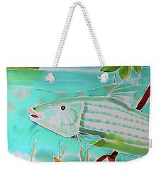 Bonefish Weekender Tote Bag