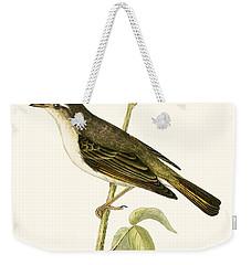 Bonelli's Warbler Weekender Tote Bag by English School