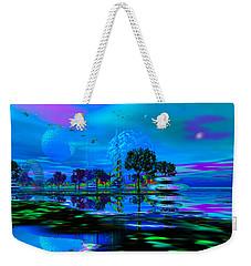 Bongus Bay Weekender Tote Bag by Mark Blauhoefer