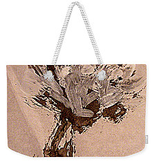 Bonjour Bouquet Weekender Tote Bag by Nancy Kane Chapman