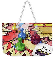 Bonkers Weekender Tote Bag