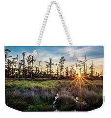 Bonnet Carre Sunset Weekender Tote Bag