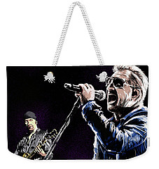 Bono Edge Weekender Tote Bag
