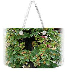 Bonsai1 Weekender Tote Bag