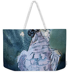 Boo The Umbrella Cockatoo Weekender Tote Bag