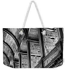 Book Heaven Weekender Tote Bag