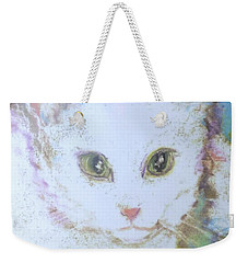 Book Misty My Cat Weekender Tote Bag