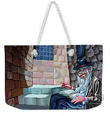 Bookish Man Weekender Tote Bag