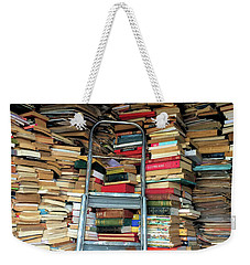 Books For Sale Weekender Tote Bag