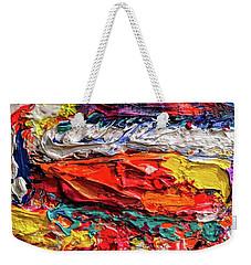 Boom Of The Tingling Strings Weekender Tote Bag