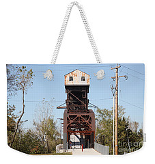 Boonville Bridge Crossing Weekender Tote Bag