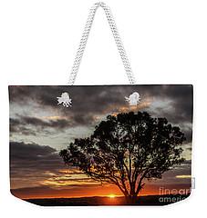 Boorowa Sunset Weekender Tote Bag