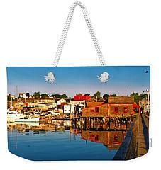 Booth Bay Weekender Tote Bag
