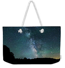 Boothbay Milky Way Weekender Tote Bag by Patrick Fennell