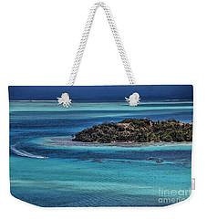 Bora Bora Weekender Tote Bag by Shirley Mangini