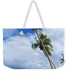 Bora Bora View Weekender Tote Bag
