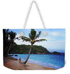 Boracay Philippians Weekender Tote Bag by Mark Ashkenazi