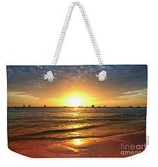 boracay,Philippians 4 Weekender Tote Bag