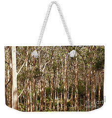 Weekender Tote Bag featuring the photograph Boranup Forest  by Ivy Ho