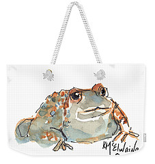 Boreal Chorus Frog Weekender Tote Bag