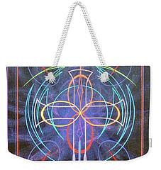 Born Again  Weekender Tote Bag