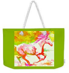 Born Free Weekender Tote Bag