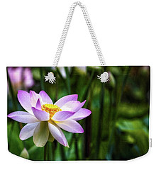Weekender Tote Bag featuring the photograph Born Of The Water by Edward Kreis