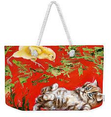 Born To Be Wild Weekender Tote Bag