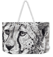 Born To Run Weekender Tote Bag