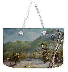 Boronia Peak Weekender Tote Bag
