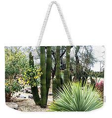 Borrego Botanical Garden Weekender Tote Bag