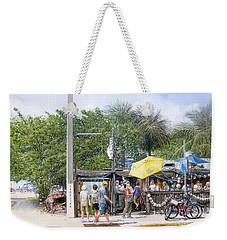 Bos Fish Wagon Weekender Tote Bag