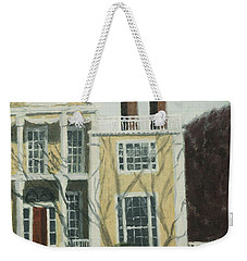 Boscobel In Winter Weekender Tote Bag