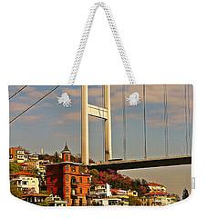 Bosphorus Weekender Tote Bag