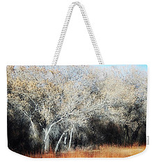 Bosque Del Apache In January Weekender Tote Bag