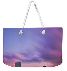 Boston Afterglow Weekender Tote Bag by Rick Berk