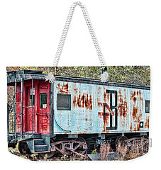 Boston And Maine 413 Weekender Tote Bag