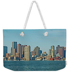 Boston Architecture Weekender Tote Bag