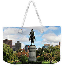 Boston Common Weekender Tote Bag