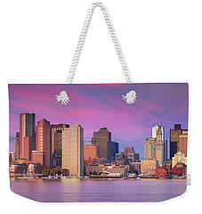 Boston Weekender Tote Bag