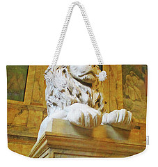 Boston Public Library 5 Weekender Tote Bag